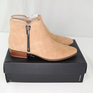 Naturalizer Blair Ankle Booties Sz 10 Wide